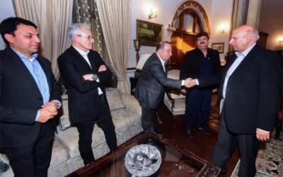 گورنر پنجاب سے ہسپانوی وفد کی ملاقات، دو طرفہ تعلقات پر تبادلہ خیال