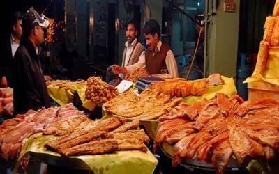 پنجاب فوڈ اتھارٹی کا بڑا کریک ڈاؤن، 9 فش پوائنٹس سیل