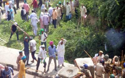 حکومت نے کسانوں کے تمام مطالبات مان لئے