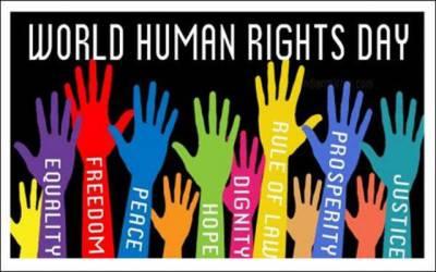 انسان حقوق کا عالمی دن