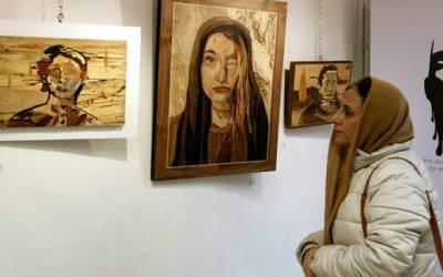 اعجاز آرٹ گیلری میں تین حیدرآبادی مصوروں کی بنائی ہوئی تصویری نمائش کا آغاز