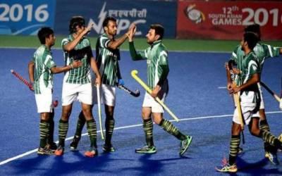 ایف آئی ایچ ہاکی اوپن سیریز کیلئے ٹیمیں لاہور پہنچ گئیں