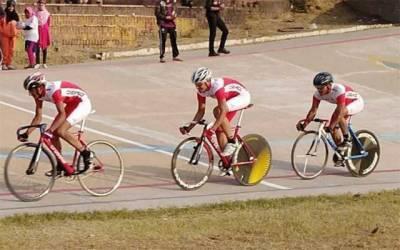 قومی سائیکلنگ چیمپیئن شپ، سائیکلنگ ویلوڈ روم کی خستہ حالی کے باعث حادثہ