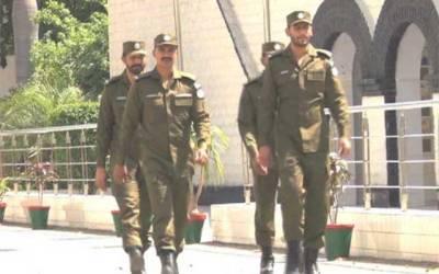 لاہور پولیس میں بڑے پیمانے پر تبدیلی کرنے کی تیاریاں