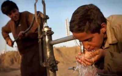 شہریوں کو پینے کا صاف پانی کیسے دیں؟ 7 رکنی کمیٹی حل نکالے گی