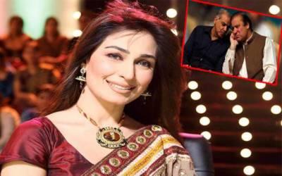 اداکارہ ریما نے شریف برادران سے ملنے کی خواہش ظاہر کر دی