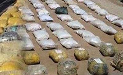 انٹرنیشنل کسٹم ڈے، 6 ہزار شراب کی بوتلیں، منشیات، زائد المیعاد اشیا نذر آتش