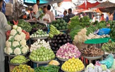 سرکاری ریٹ لسٹ پر سبزیوں کی فروخت خواب بن گئی