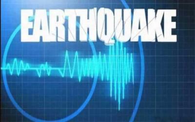 لاہور شہر میں زلزلے کے جھٹکے