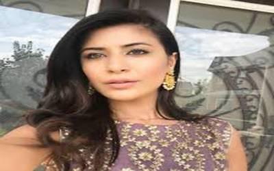 ماڈل اداکارہ نایاب خان بھی گلوکارہ بن گئیں
