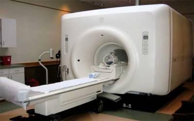2 بڑے ہسپتالوں میں ایم آر آئی ٹیسٹ کی سہولت کا فقدان
