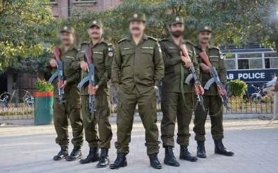 پولیس اہلکاروں کی ترقی کےعمل میں نئی پولیسی کااطلاق