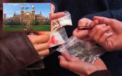 تعلیمی اداروں کی حدود میں منشیات کے استعمال پر عدالت کا اظہار برہمی