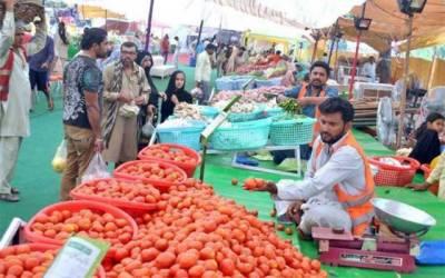 اتوار بازار شہریوں کو ریلیف دینے میں ناکام