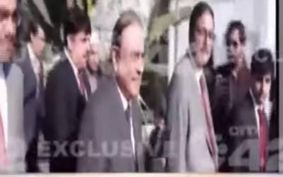 ذکاء اشرف کی صاحبزادی کی شادی،سابق صدر کی شرکت