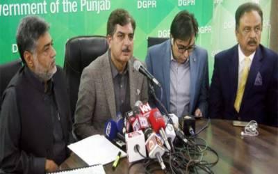 صوبائی وزیرتوانائی نے ن لیگ کی سابقہ حکومت کا پوسٹ مارٹم کردیا