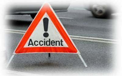 کینال روڈ پر خوفناک ٹریفک حادثہ