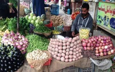 پرائز کنٹرول کمیٹی سبزیوں کا معیار بہتر کرنے میں ناکام