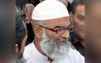 ننھی زینب کا والد ایک بار پھر عدالت پہنچ گیا