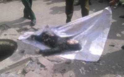 اقبال ٹاؤن میں 5 سالہ بچے کی گٹر سے لاش برآمد