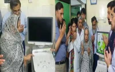 پاکستانی نژاد برطانوی خاتون کا امراض قلب کے مریضوں کیلئے بڑا تحفہ