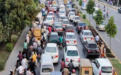 بے ہنگم ٹریفک اور حادثات پر قابو پانے کا نیا منصوبہ