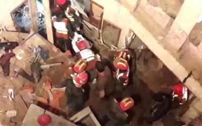بھاٹی گیٹ میں افسوسناک واقعہ، کئی افراد لقمہ اجل بن گئے