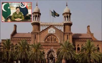 سابق آئی جی پنجاب کا تبادلہ کیوں کیا؟ شہری عدالت پہنچ گیا