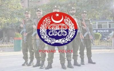 پنجاب پولیس میں افسران کا کال پڑ گیا