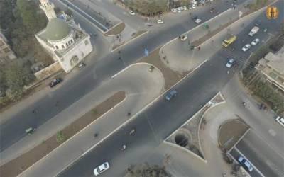 لاہور کی سگنل فری سڑکیں زحمت بن گئیں
