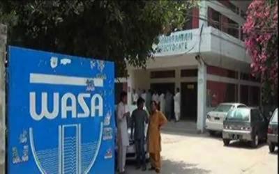 واسا کی غفلت نے شہریوں کی زندگیوں کو خطرے میں ڈال دیا