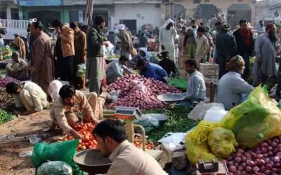 رمضان المبارک کے باوجود اوپن مارکیٹ میں مہنگائی کا سونامی تھم نہ سکا