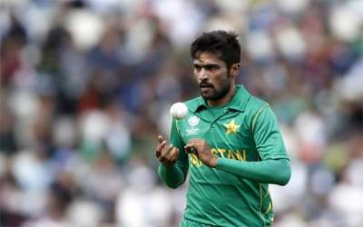 محمد عامر کی ورلڈ کپ میں شرکت مشکوک