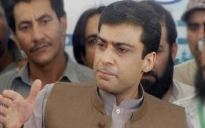 لیگی رہنما کے بیٹے کی گرفتاری پر حمزہ شہباز کی حکومت پر کڑی تنقید