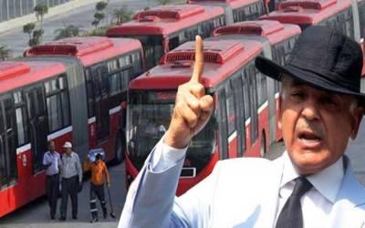 میٹرو بس منصوبے سے متعلق مسلم لیگ (ن) کا دعویٰ سچ نکلا