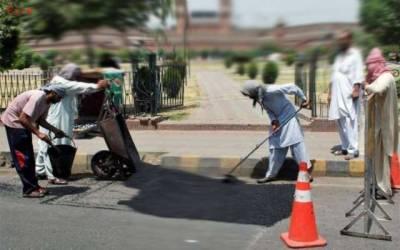 میٹرو پولیٹن کارپوریشن لاہور کی سڑکوں پر پیچ ورک کرائے گی