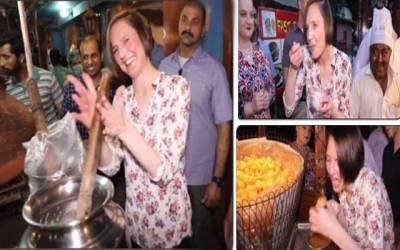 لاہور لاہور ہے، امریکی قونصلیٹ کے افسر بھی مان گئے