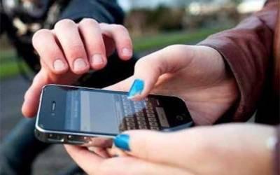 موبائل چوری کی روک تھام کیلئے بنائی گئی ایپ قلیل مدت میں کامیاب