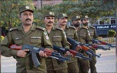 پنجاب پولیس پر بڑی پابندی لگ گئی