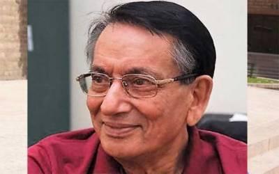 پاکستان فیڈرل یونین آف کالمسٹ کا معروف ناول نگار ڈاکٹر انور سجاد کے انتقال پر اظہار تعزیت