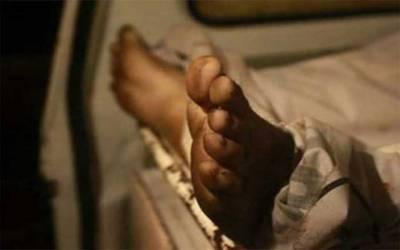 نواں کوٹ کے علاقے سے نامعلوم شخص کی لاش برآمد