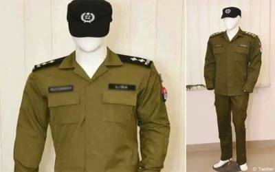 پولیس یونیفارم کی خریداری درد سر بن گئی