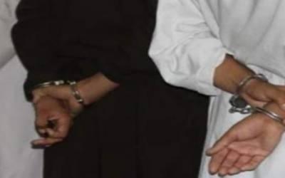 اچھرہ پولیس کی کارروائی، 2 منشیات فروش گرفتار
