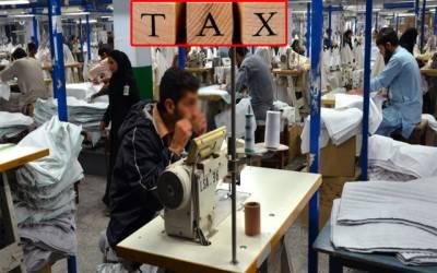 چھوٹے درجے کی فیکٹریوں پر بھی ٹیکس شکنجہ کس دیا گیا