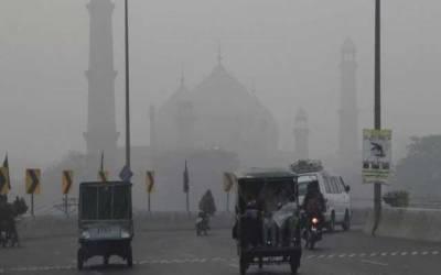 ماحولیاتی آلودگی سے بچاؤ کیلئے لاہور کے نئے ماسٹر پلان پر غور