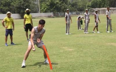 نوجوان کھلاڑیوں کی صلاحیتوں میں نکھار پیدا کرنے خصوصی کیمپ کا انعقاد