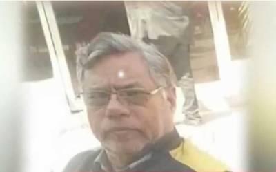 مغلپورہ میں ٹریفک حادثہ، سینئر فوٹو جرنلسٹ حسن جعفری جاں بحق