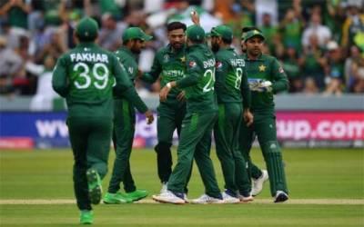 پاکستانی شاہین، جنوبی افریقہ کیخلاف اہم میچ جیتنے میں کامیاب