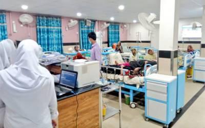 ہسپتالوں کی ری ویمپنگ کا منصوبہ کھٹائی میں پڑگیا