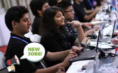 نوجوانوں کے لیے اچھی خبر، نوکریاں ہی نوکریاں